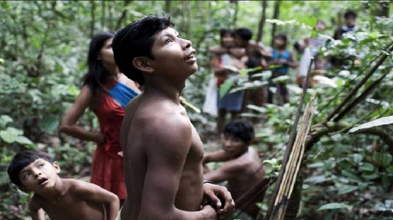 Hình ảnh bộ tộc Awa