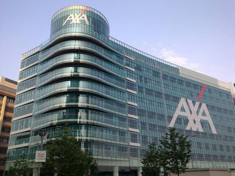 Toà nhà Trụ sở của AXA đặt tại Paris, Pháp