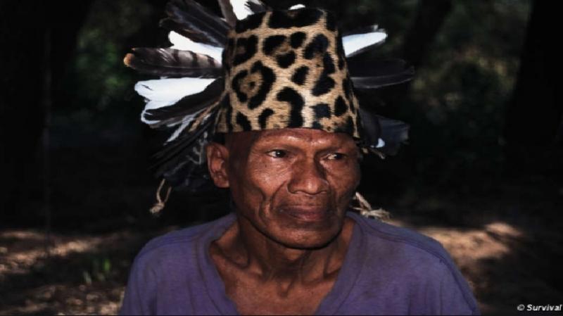 Hình ảnh bộ tộc Ayoreo