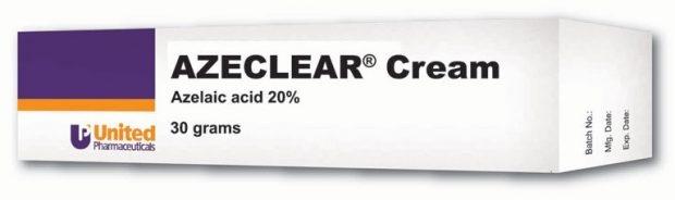 Azeclear Cream 30g giá 70.000VNĐ có bán tại các quầy thuốc