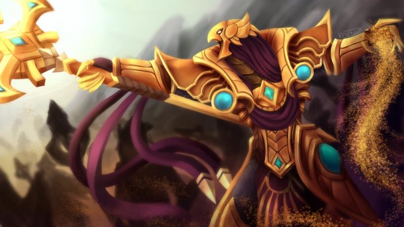 Hoàng đế sa mạc Azir