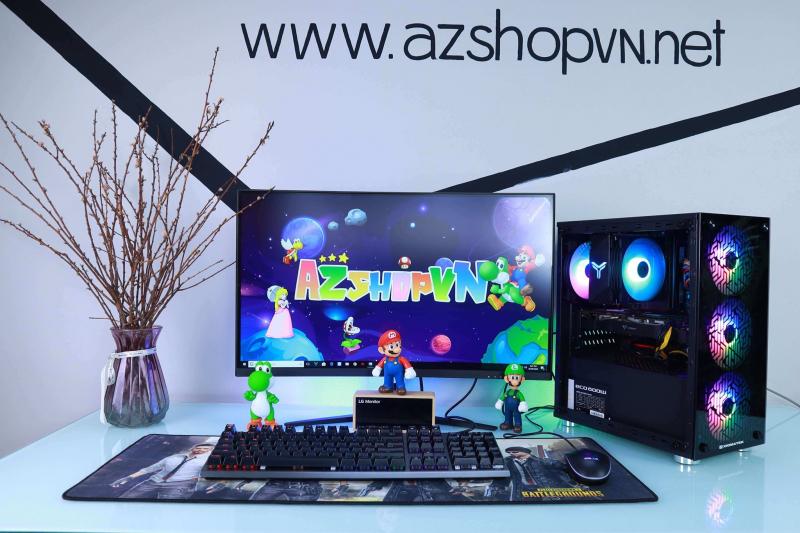 Azshoppvn - nơi cung cấp linh kiện máy tính uy tín, chất lượng