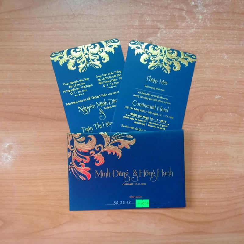 THIỆP của Thiệp cưới Mju Mju