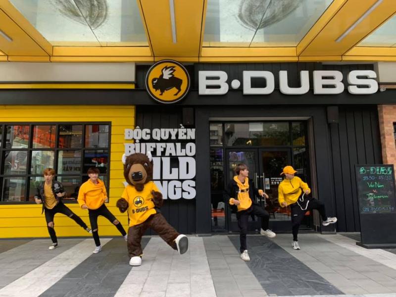 B-Dubs - Sư Vạn Hạnh