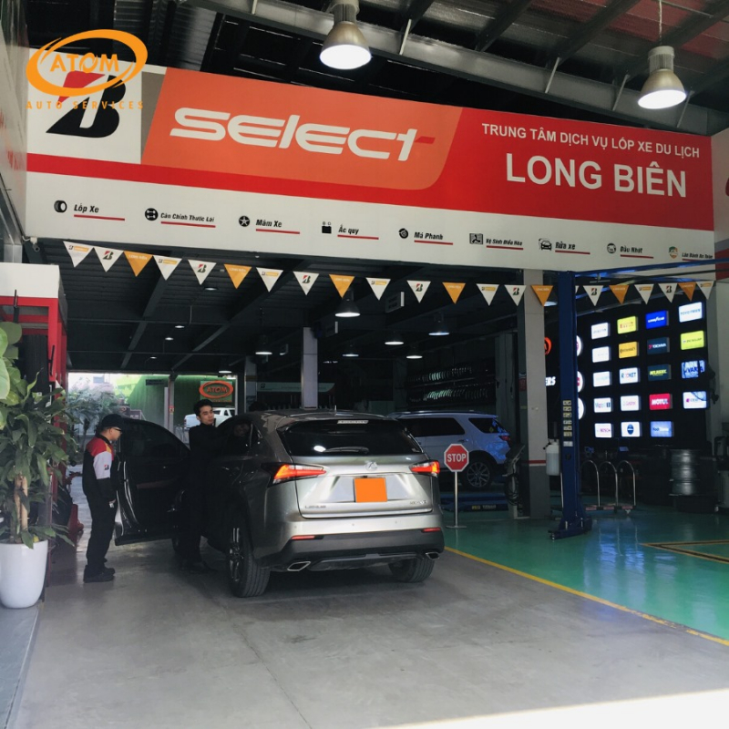 B-Select Long Biên - ATOM AUTO