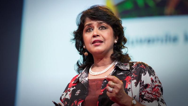 Bà Ameenah Gurib-Fakim là một nữ chính trị gia kiên cường và tài năng (Nguồn: Sưu tầm)