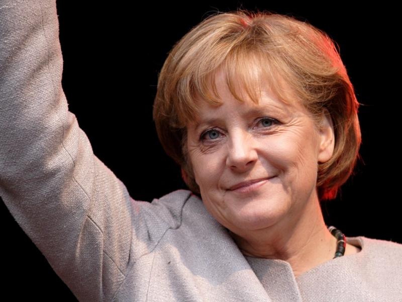 Người phụ nữ quyền lực của nước Đức nói riêng và thê giới nói chung (Nguồn: Sưu tầm)