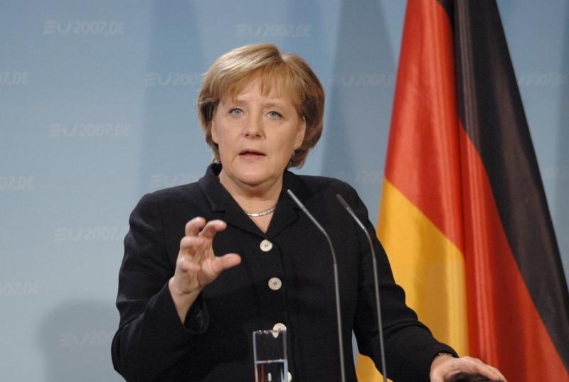 Angela Merkel là một nữ chính trị gia nôi bật của thế giới (Nguồn: Sưu tầm)