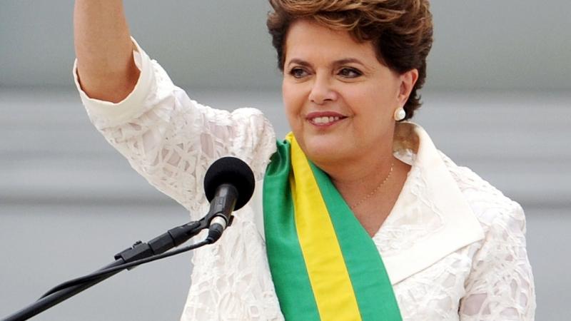 Bà Dilma Rousseff là một nhà kinh tế, chính khách người Brazil (Nguồn: Sưu tầm)