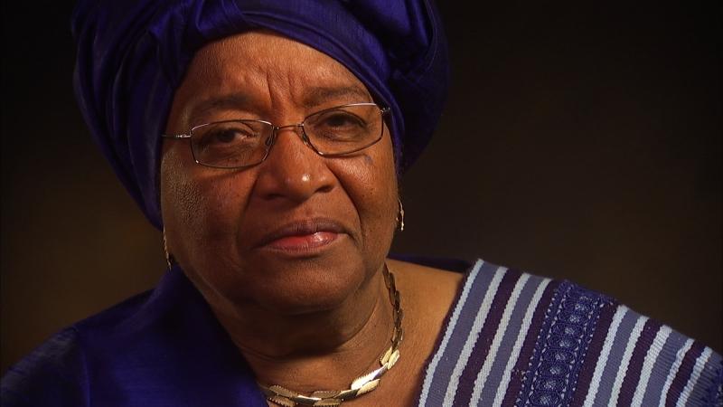 Bà Ellen Johnson Sirleaf là nguyên thủ nữ đầu tiên của nhà nước châu Phi (Nguồn: Sưu tầm)