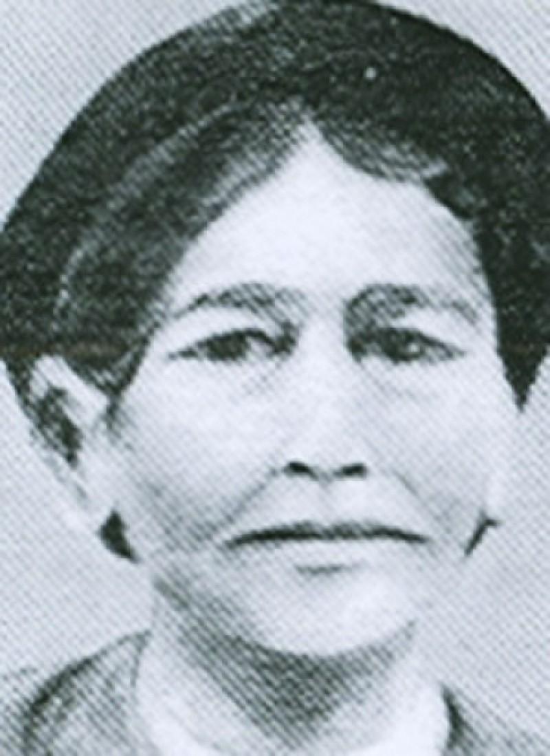 Bà Hoàng Thị Loan