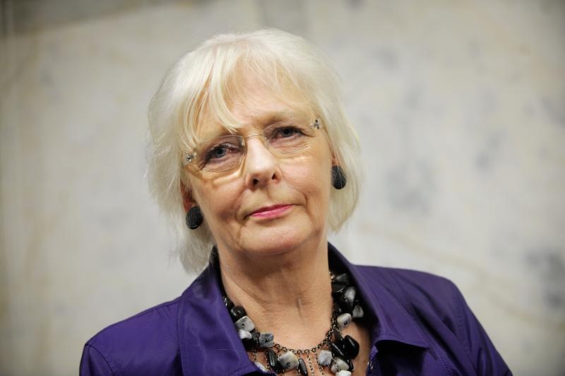 Johanna Sigurdadottir là nữ thủ tướng đầu tiên của Iceland (Nguồn: Sưu tầm)
