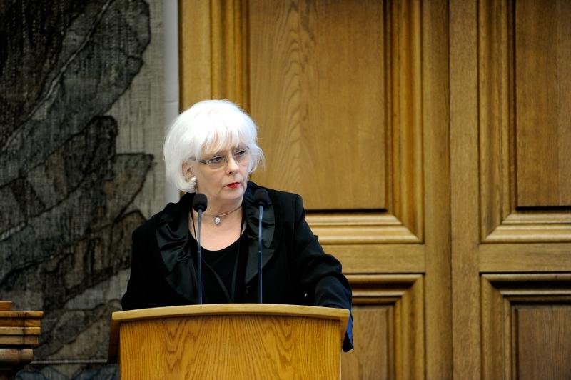 Johanna Sigurdadottir là một nhà lãnh đạo chính phủ đầu tiên công khai bản thân là người đồng tính (Nguồn: Sưu tầm)