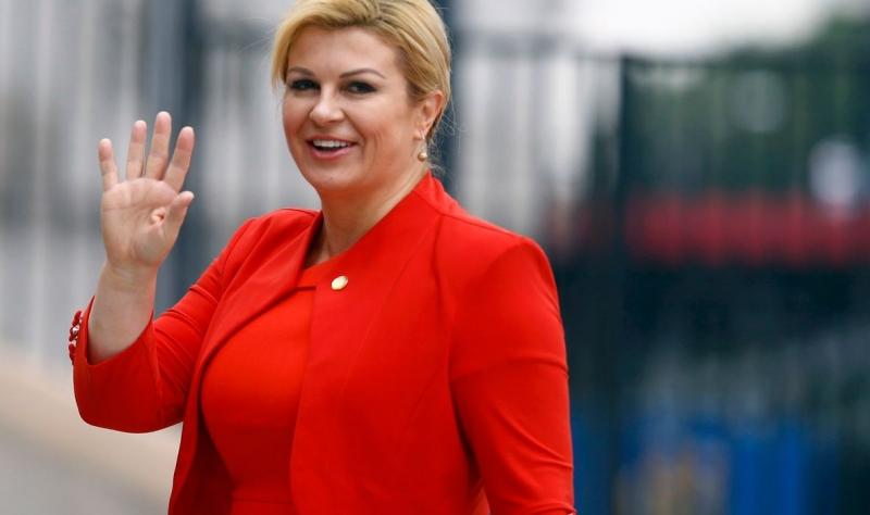 Bà Kolinda Grabar-Kitarovic là chính trị gia người Croatia (Nguồn: Sưu tầm)