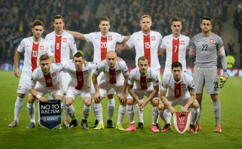 Ba Lan dựa rất nhiều vào tài năng của Lewandowski
