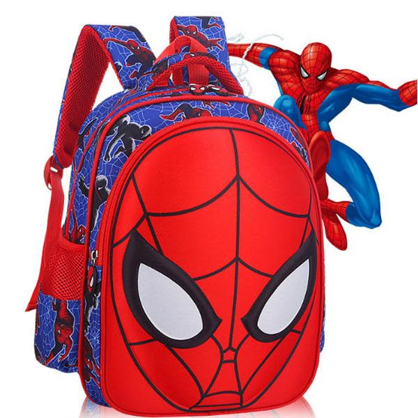 Ba lô có hình người nhện Spider