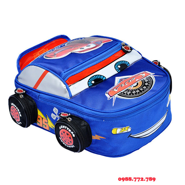 Ba lô hình ô tô McQueen