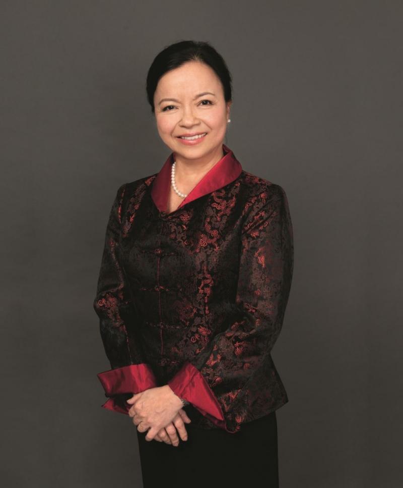 Bà Nguyễn Thị Mai Thanh.