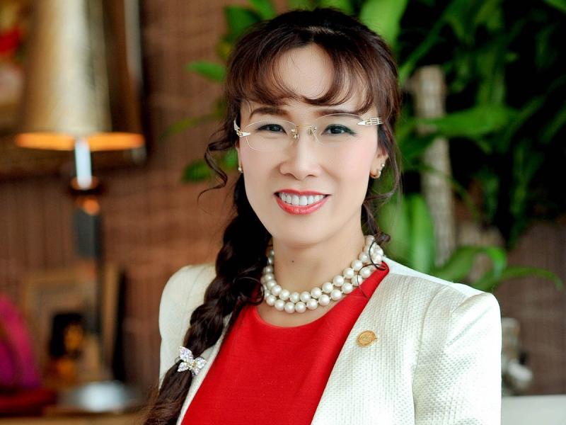 Bà Nguyễn Thị Phương Thảo - CEO hãng hàng không Vietjet