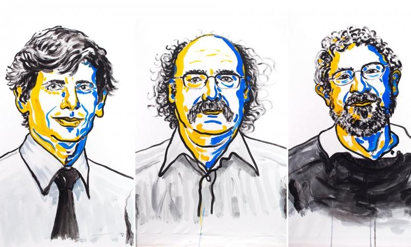 Ba nhà khoa học người Anh giành giải Nobel vật lý danh giá năm 2016