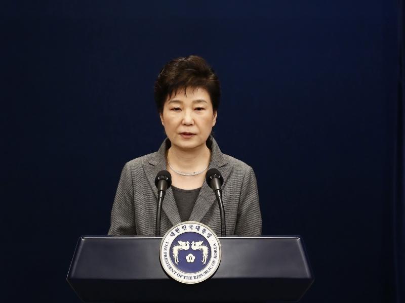 Bà Park Geun-hye - Nữ chính trị gia người Hàn Quốc (Nguồn: Sưu tầm)