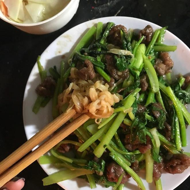 Bà Thanh Béo - Phở Xào Bắp Bò