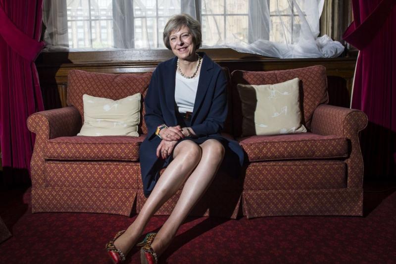 Bà Theresa Mary May là nữ Thủ tướng của Vương quốc Anh và Bắc Ireland (Nguồn: Sưu tầm)