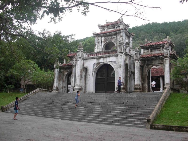 Đền thờ Bà Triệu ở Sầm Sơn, Thanh Hóa