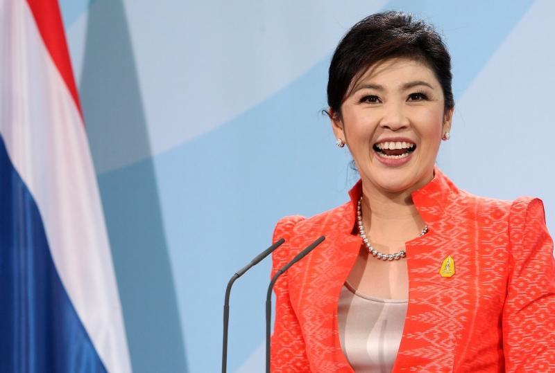 Bà Yingluck Shinawatra vừa là một doanh nhân, vừa là một chính trị gia người Thái Lan (Nguồn: Sưu tầm)