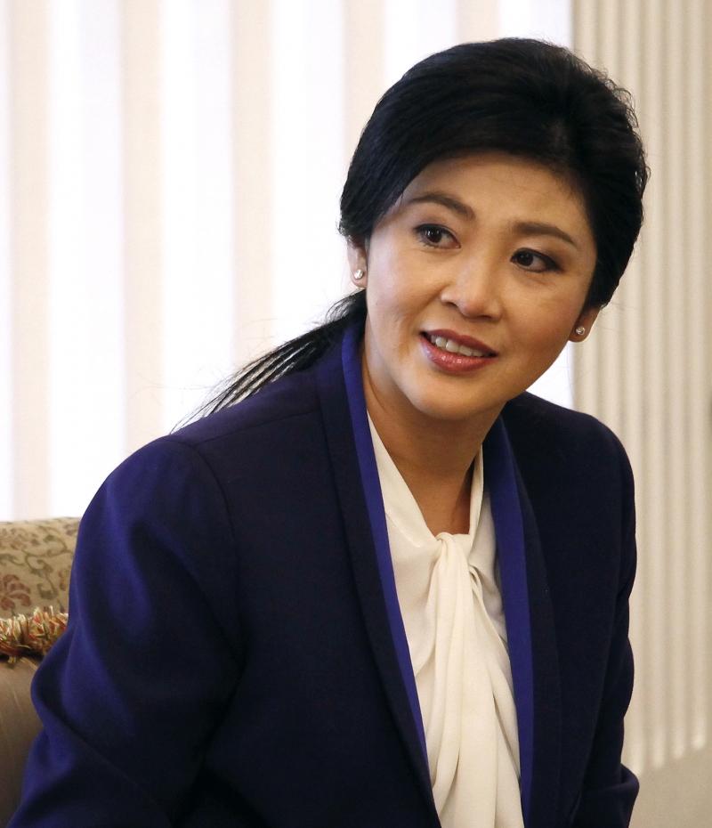 Bà Yingluck Shinawatra là nữ thủ tướng đầu tiên và là thủ tướng trẻ tuổi nhất của Thái Lan (Nguồn: Sưu tầm)