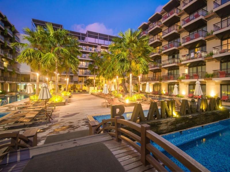 Khu resort 4 sao hiện đại tại Phuket