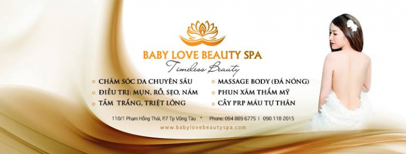 Baby Love Shop Beauty & Spa