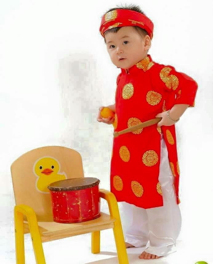 Baby Mart - Shop bán áo dài trẻ em đẹp nhất Hà Nội