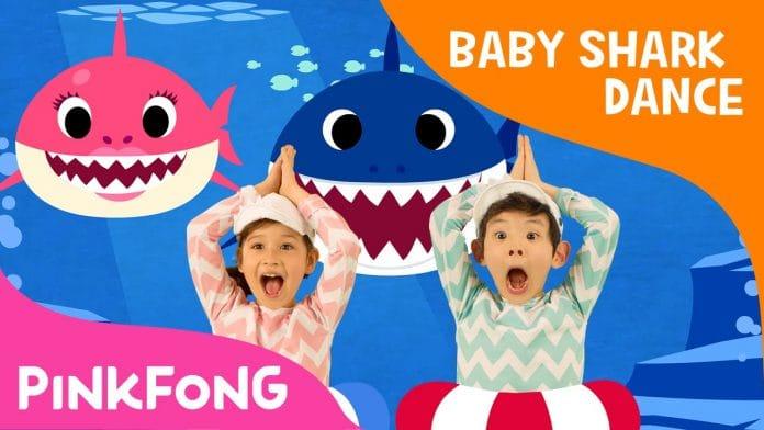 Baby Shark Dance - PINKFONG Songs for Children