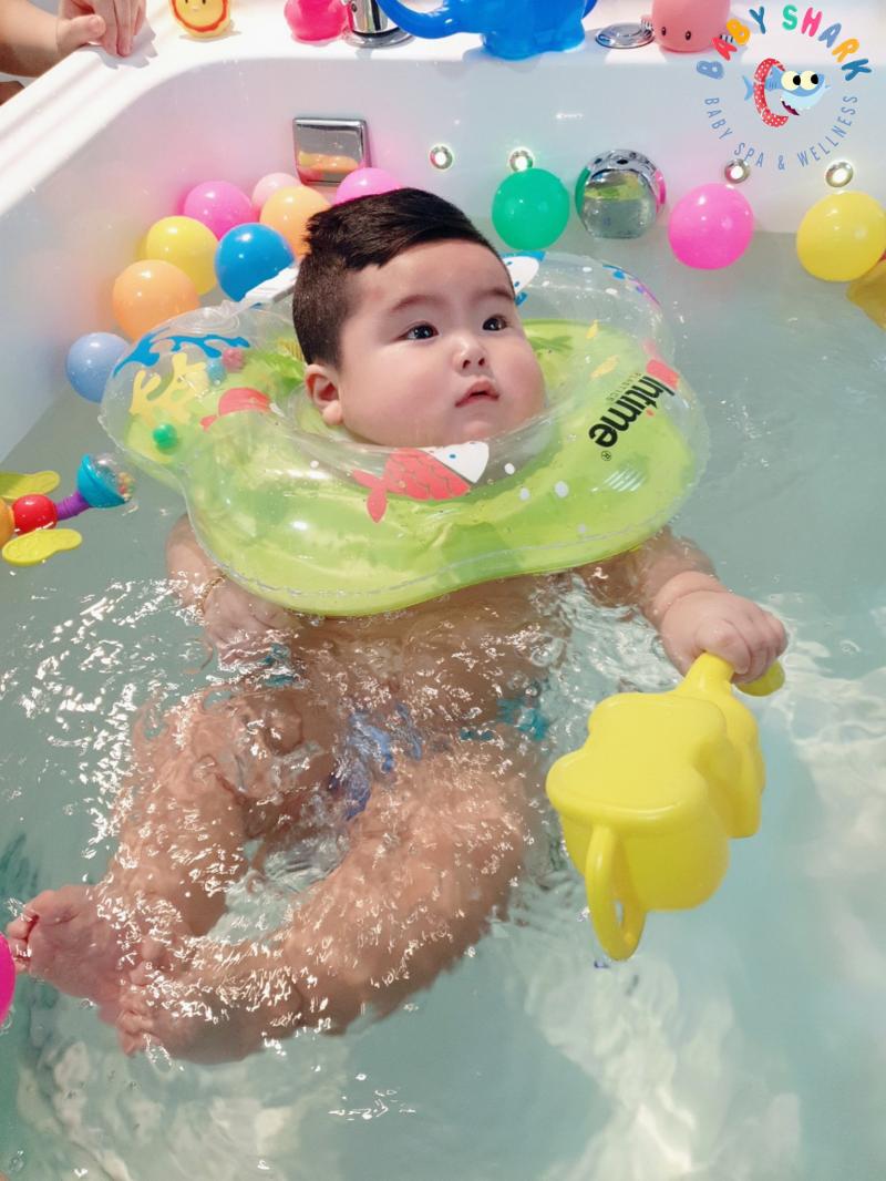 Baby Shark Spa