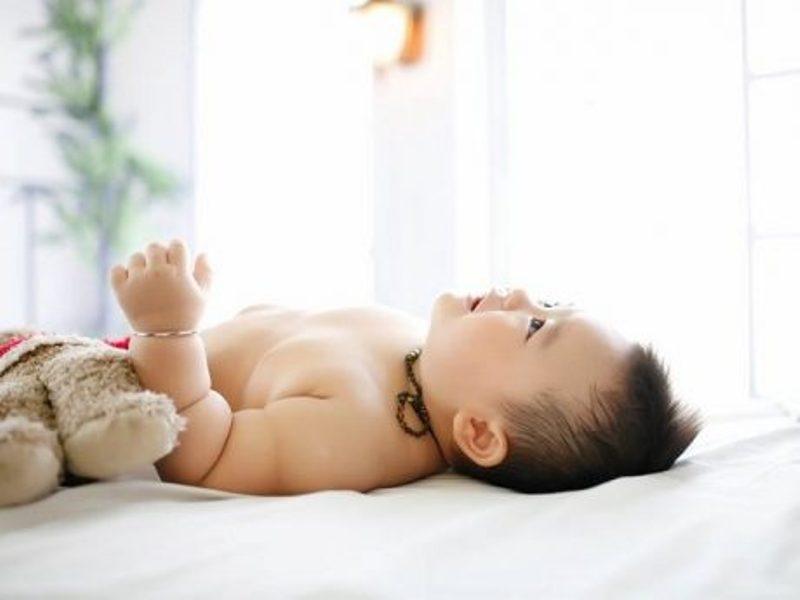 Ảnh bé tại Baby smile studio