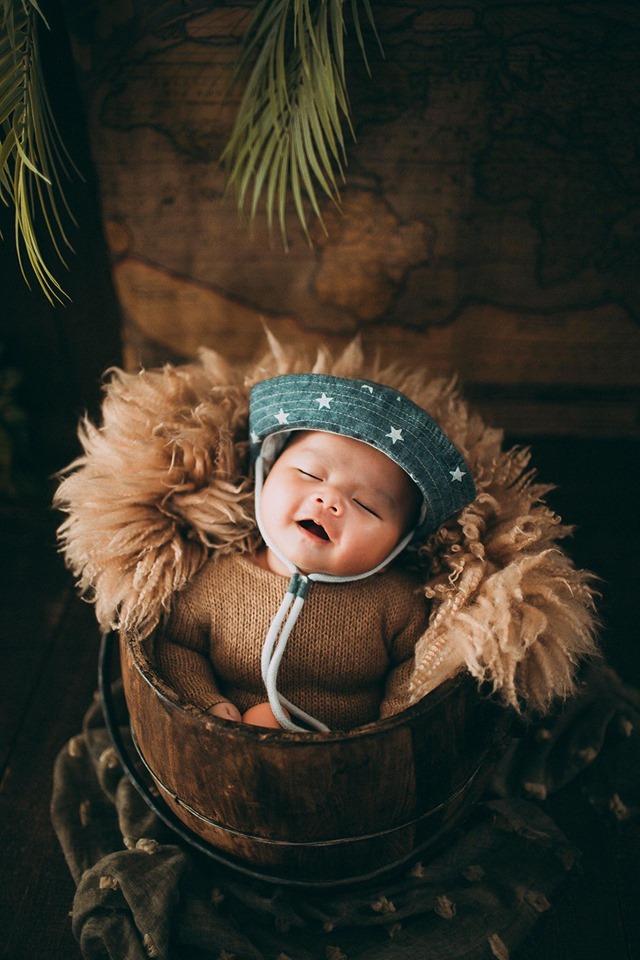 Baby Sweet Studio chăm chút từng li cho từng bức ảnh