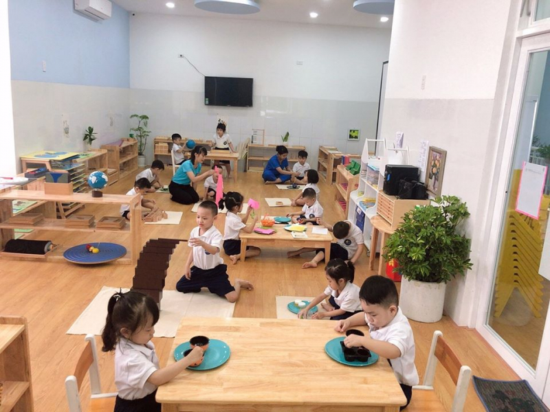 Baby World Montessori Đà Nẵng
