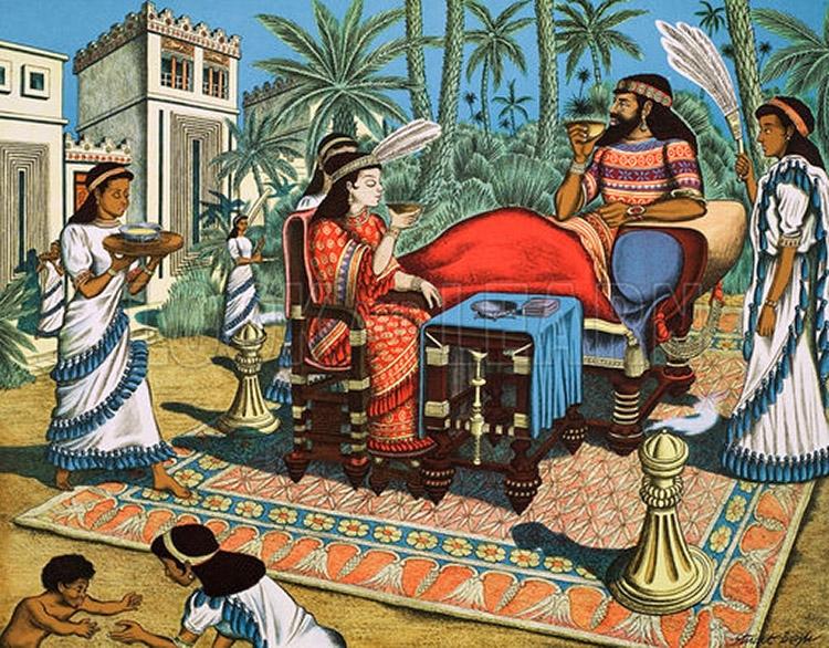Xã hội Babylon cổ đại
