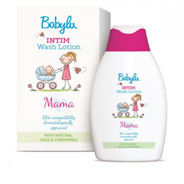 Dung dịch vệ sinh cho phụ nữ mang thai và sau sinh Babylu Mama Intim
