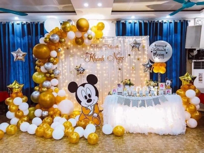 Baby's Dream - Trang trí tiệc sinh nhật & Phụ kiện