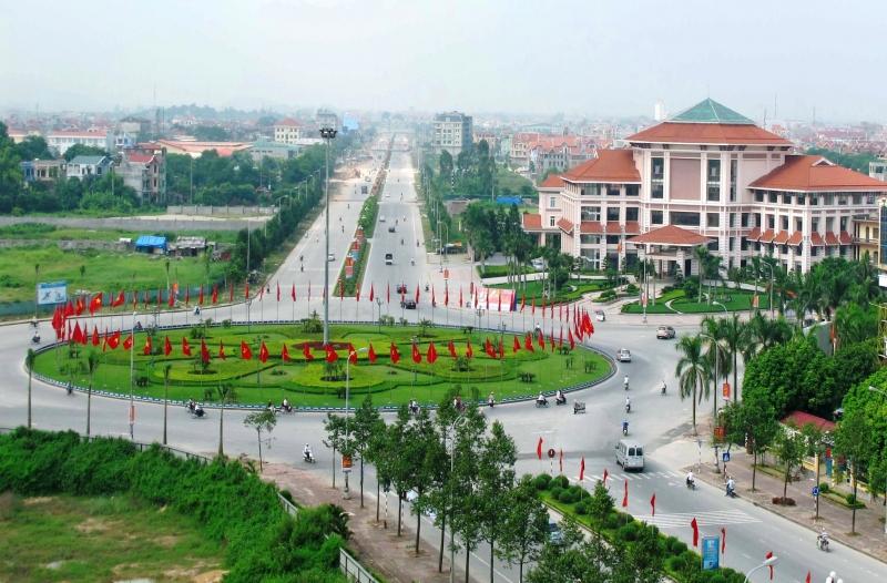 Bắc Ninh là tỉnh thành nhỏ nhất Việt Nam