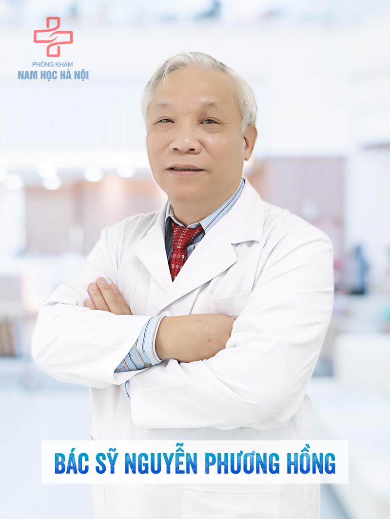 Bác sĩ Chuyên khoa II Nguyễn Phương Hồng