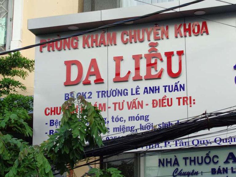 Phòng khám Bác sĩ Chuyên khoa II Trương Lê Anh Tuấn