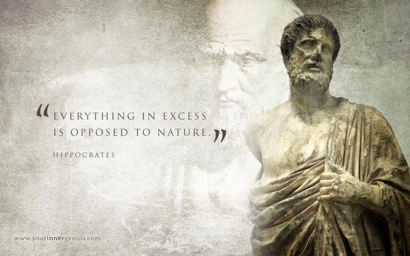 Bác sĩ cổ đại Hippocrates – Ông Tổ ngành Y
