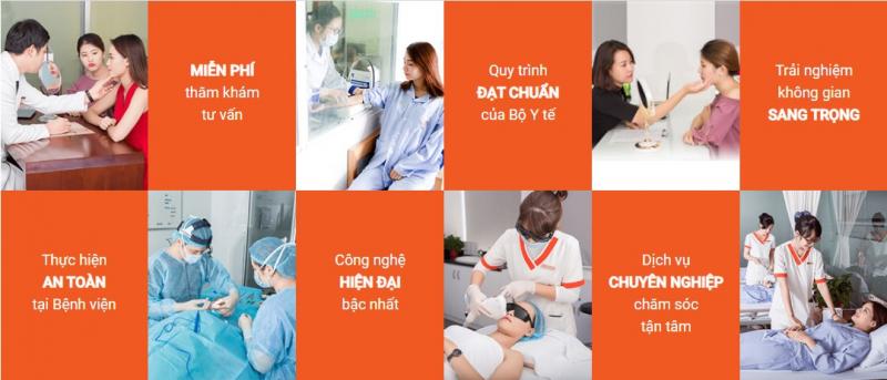 Thẩm mỹ viện Bác sĩ Điền - Địa chỉ cắt mí uy tín Hà Nội