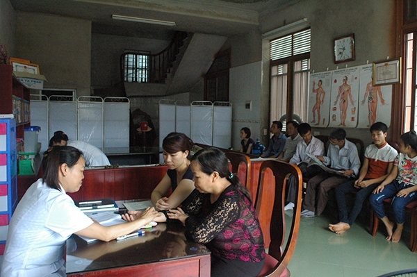 Bác sĩ đông y Nguyễn Thị Kim Đoan