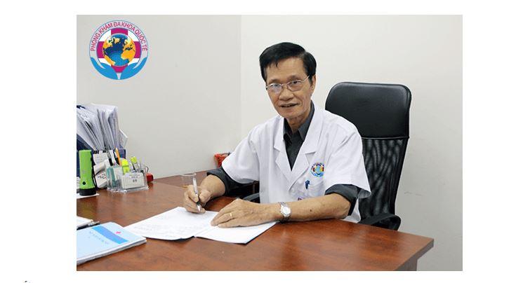 Bác sỹ Hà Văn Hương