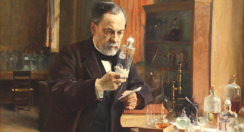Bác sĩ Louis Pasteur – Tìm ra văc - xin ngừa bệnh dại