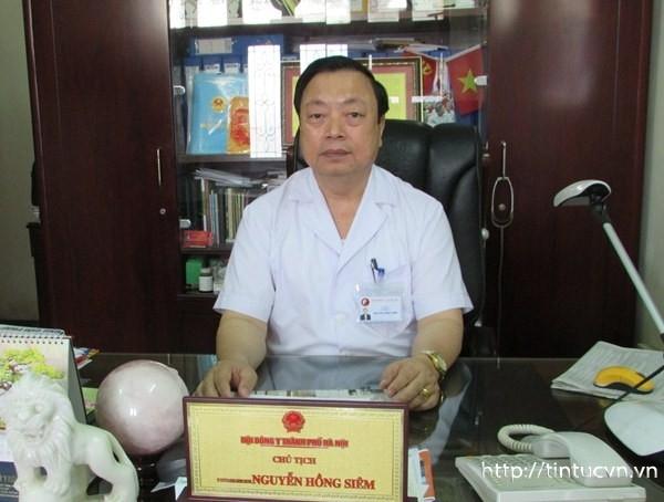 Bác sĩ Nguyễn Hồng Siêm